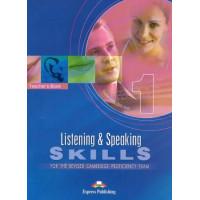CPE Listening & Speaking Skills 1 TB