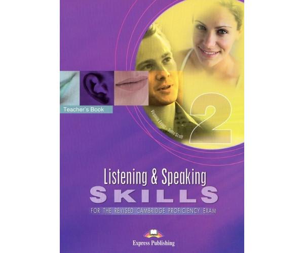CPE Listening & Speaking Skills 2 TB