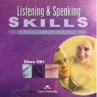 CPE Listening & Speaking Skills 2 Cl. CDs