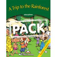 A Trip to the Rainforest TB + CD L.3