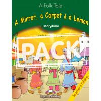 A Mirror, a Carpet & a Lemon TB + CD L.3
