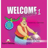 Welcome Aboard! 1 CD-ROM