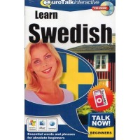 Learn Swedish + CD