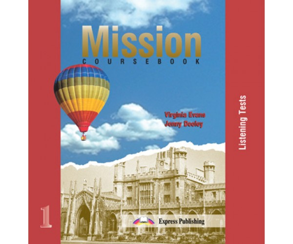 Mission 1 Cl. CDs