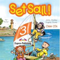 Set Sail! 3 Cl. CDs