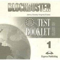 Blockbuster 1 Test Booklet CD