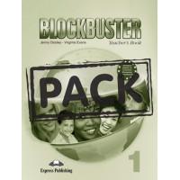 Blockbuster 1 TB + Posters