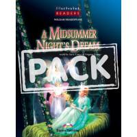A Midsummer Night's Dream Illustr. Reader SB + CD