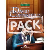 David Copperfield Illustr. Reader SB + CD