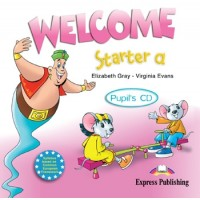 Welcome Starter a St. CD