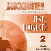 Blockbuster 2 Test Booklet CD