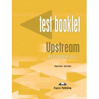 Upstream A1+ Beginner Test Booklet