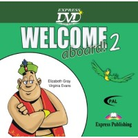 Welcome Aboard! 2 DVD