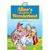 Alice's Adv. in Wonderland. Showtime Reader TB