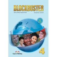 Blockbuster 4 SB (vadovėlis)