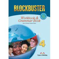 Blockbuster 4 WB & Grammar (pratybos)