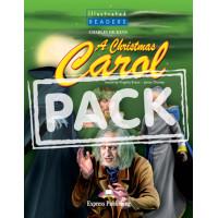 A Christmas Carol Illustr. Reader SB + CD