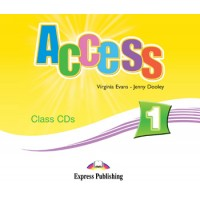 Access 1 Cl. CDs