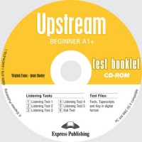 Upstream A1+ Beginner Test Booklet CD-ROM