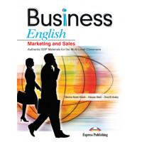 Bussiness English Marketing & Sales SB