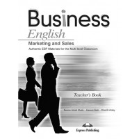 Bussiness English Marketing & Sales TB