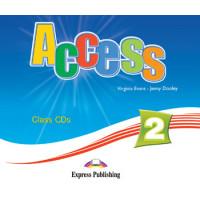 Access 2 Cl. CDs