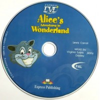 Alice's Adv. in Wonderland. Showtime Reader DVD