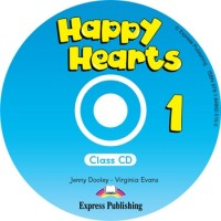 Happy Hearts 1 Cl. CD