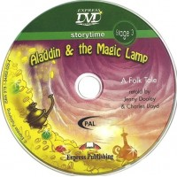 Aladdin & the Magic Lamp DVD L.3