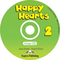 Happy Hearts 2 Cl. CD