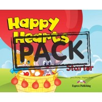 Happy Hearts Starter SB + Stickers