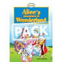 Alice's Adv. in Wonderland. Showtime Reader SB + Multi-ROM & DigiBook App
