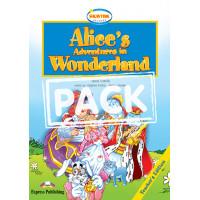 Alice's Adv. in Wonderland. Showtime Reader TB + Multi-ROM