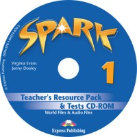 Spark 1 TRP & Tests CD-ROM