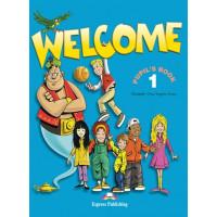 Welcome 1 SB + Alphabet Book