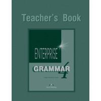 Enterprise 4 Grammar TB