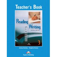 Reading & Writing Targets 3 TB