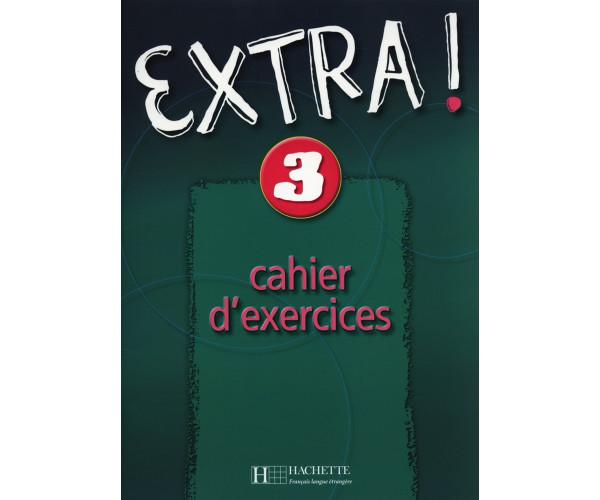 Extra! 3 Cahier