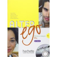 Alter Ego 1 Livre + CD