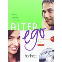 Alter Ego 2 Livre + CD