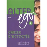 Alter Ego 2 Cahier