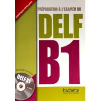DELF B1 Livre + CD