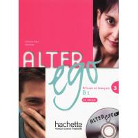 Alter Ego 3 Livre + CD
