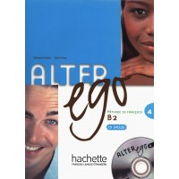 Alter Ego 4 Livre + CD
