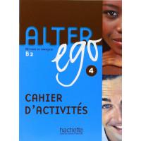 Alter Ego 4 Cahier