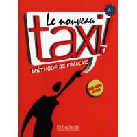 Nouveau Taxi! 1 Livre + DVD-ROM