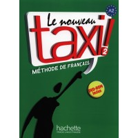 Nouveau Taxi! 2 Livre + DVD-ROM