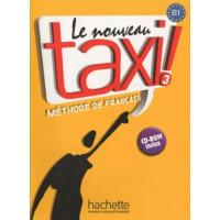 Nouveau Taxi! 3 Livre + DVD-ROM