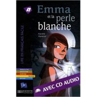 Emma et la Perle Blanche Livre + CD