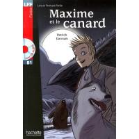 Maxime et le Canard Livre + CD